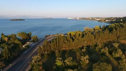 LAND for Sale - PERIMETER NORTH CORFU