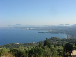 LAND for Sale - NORTH CORFU